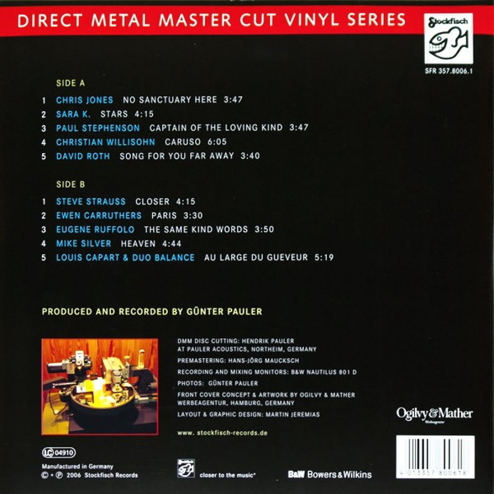 Stockfisch Vinyl Collection vol.1
